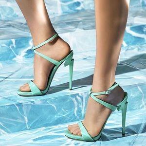 giuseppe zanotti • NEW • ⚡️signature mint heel